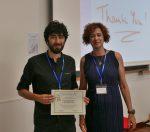 Consegna attestato Premio PHD a Giuseppe Cota